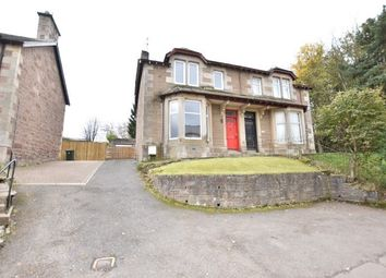 Thumbnail 3 bed semi-detached house for sale in Crieff Road, Perth
