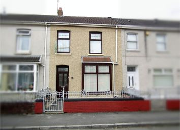 Thumbnail 3 bed terraced house for sale in Lawrence Terrace, Llanelli, Carmarthenshire