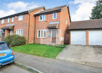 Thumbnail 5 bed end terrace house for sale in Fieldfare Green, Luton