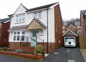 Thumbnail 4 bed detached house for sale in Parc Dan Y Bryn, Tonyrefail, Porth