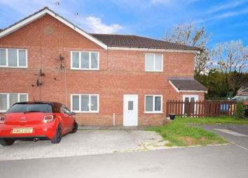 Thumbnail 2 bed flat for sale in Cornelius Close, South Cornelly, Bridgend