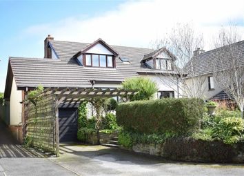 Thumbnail 4 bed detached house for sale in St. Marwenne Close, Marhamchurch, Bude