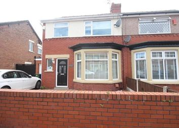 Thumbnail 4 bed property for sale in Dronsfield Road, Fleetwood