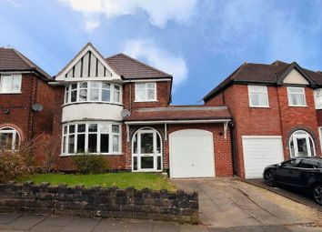 3 bed detached house to rent in Whitley Court Road, Quinton, Birmingham B32