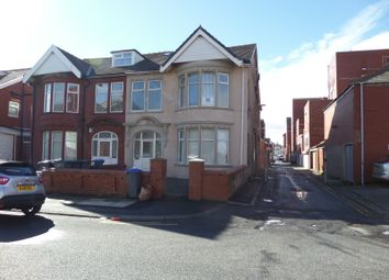 Thumbnail 3 bedroom flat to rent in Northumberland Avenue, Blackpool