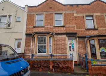 Thumbnail 2 bed terraced house for sale in Eve Road, Easton, Bristol
