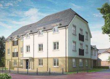 Thumbnail 2 bed flat for sale in Oak Tree Road, Knaphill, Woking