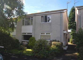 Thumbnail 2 bed flat to rent in Broomhill Drive, Eskbank, Dalkeith