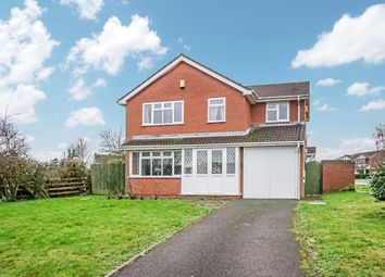 Thumbnail 4 bed detached house for sale in Teign, Hockley, Tamworth