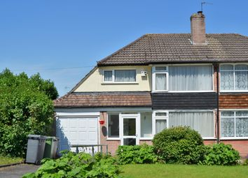 Thumbnail 3 bed semi-detached house for sale in Camberley Crescent, Ettingshall Park, Wolverhampton
