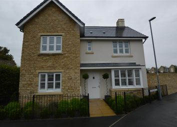 Nightingale Way, Westfield, Radstock BA3. 4 bed detached house