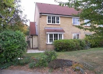 Thumbnail 1 bed property to rent in Woodhead Drive, Cambridge