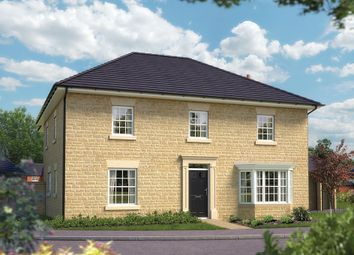 "Thumbnail 5 bed detached house for sale in ""The Ascot"" at Towcester Road, Silverstone, Towcester"