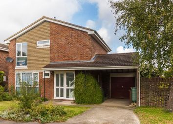 Thumbnail 3 bed detached house for sale in Wayland Road, Grove, Wantage