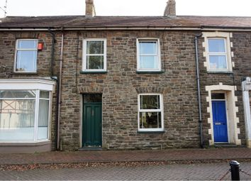 Thumbnail 4 bed terraced house for sale in St. Mary Street, Whitland