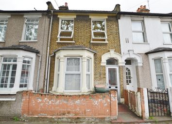 Thumbnail 3 bedroom terraced house for sale in Perth Road, Plaistow, London