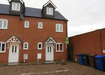 Thumbnail 3 bed end terrace house for sale in All Saints Road, Burton-On-Trent