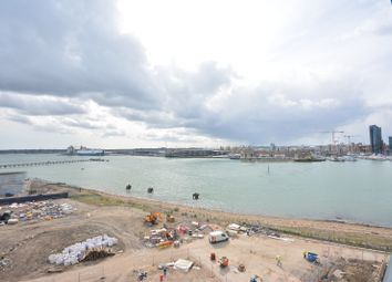 Thumbnail 2 bed flat to rent in Centenary Quay, John Thornycroft Road, Southampton, Hampshire