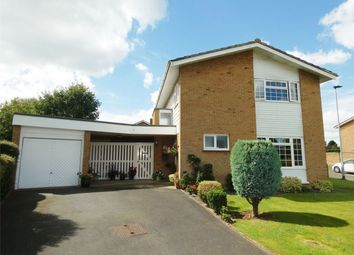 Thumbnail 4 bed detached house for sale in Harewood Gardens, Peterborough, Cambridgeshire
