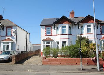 Thumbnail 4 bedroom semi-detached house for sale in Rhydypenau Road, Cyncoed, Cardiff