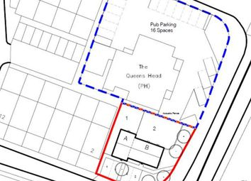 Land for sale in Church Street, Bloxwich, Walsall WS3
