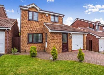 Thumbnail 4 bed detached house for sale in Geldof Drive, Blackpool, Lancashire, .