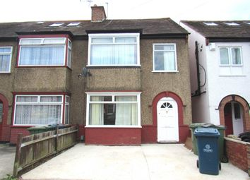Thumbnail 3 bed end terrace house to rent in Parkfield Road, Harrow