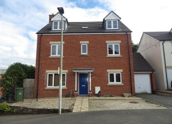 Thumbnail 5 bed property to rent in Station Close, Holsworthy