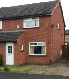 Thumbnail 2 bed semi-detached house to rent in Overdale Close, Redcar