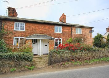 Thumbnail 2 bed terraced house for sale in Chilton Corner Cottages, Great Waldingfield, Sudbury