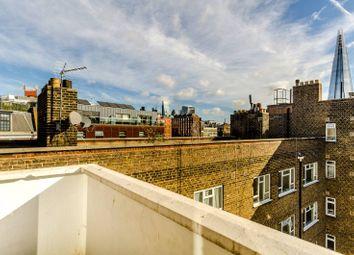 Thumbnail 3 bed flat to rent in Union Street, London Bridge