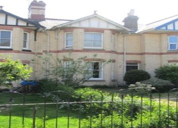 Thumbnail 3 bed terraced house to rent in Garston Avenue, Newton Abbot