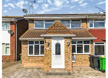4 bed end terrace house for sale in Goldsworthy Drive, Southend-On-Sea SS3