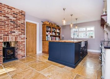 Thumbnail 4 bed semi-detached house for sale in Pleshey, Chelmsford, Essex