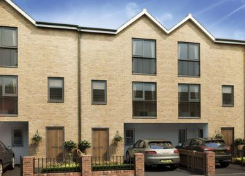"Thumbnail 3 bed end terrace house for sale in ""The Woolston"" at Watkin Close, Off Plymouth View, Manchester"