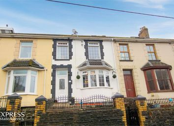 3 bed terraced house for sale in Station Road, Cymmer, Port Talbot, West Glamorgan SA13