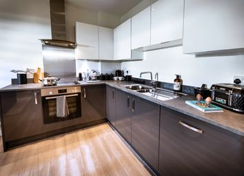 Thumbnail 1 bedroom flat for sale in Augustine Court, Brumwell Avenue, Trinity Walk, Woolwich
