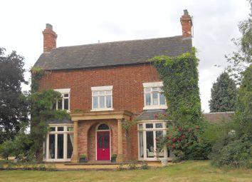 Thumbnail 4 bed detached house for sale in Lawn Farm, Lawn Lane, Coven, Wolverhampton