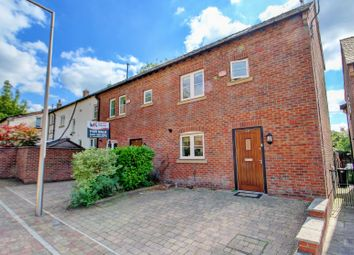 Thumbnail 4 bed end terrace house for sale in Tarvin Avenue, Heaton Chapel, Stockport