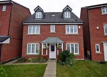 Thumbnail 5 bedroom detached house for sale in Evergreen Avenue, Horwich