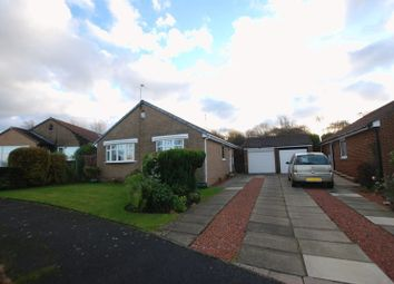 Thumbnail 3 bed detached bungalow for sale in Poynings Close, Newcastle Upon Tyne