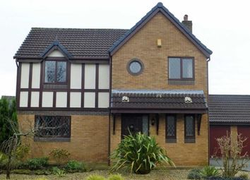 Thumbnail 4 bedroom detached house for sale in Sycamore Close, Fulwood, Preston