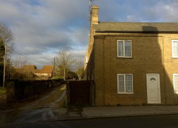 Thumbnail 3 bedroom semi-detached house to rent in High Street, Fincham, Fincham, King's Lynn