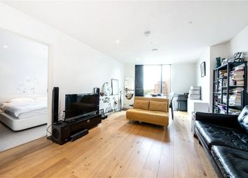 Thumbnail 1 bed property to rent in Strata Building, Walworth Road, London