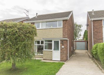 Thumbnail 3 bed detached house for sale in Norfolk Avenue, Grassmoor, Chesterfield