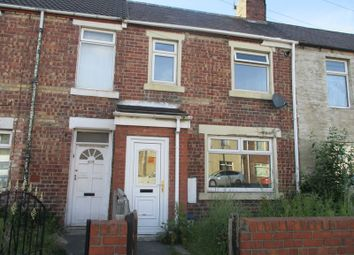 Thumbnail 3 bed terraced house to rent in Cowpen Road, Blyth