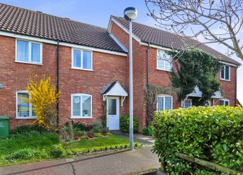 Thumbnail 2 bedroom terraced house for sale in Thorpe Drive, Attleborough