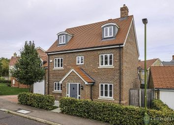 Thumbnail 5 bed detached house for sale in Skipps Meadow, Buntingford