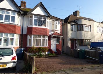 Thumbnail 3 bed terraced house to rent in East Walk, East Barnet, Herts