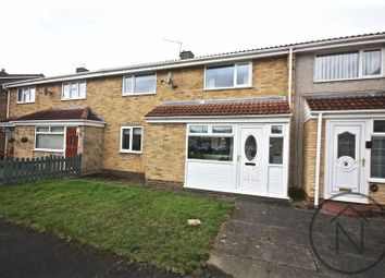 Thumbnail 2 bed terraced house for sale in Washington Crescent, Newton Aycliffe